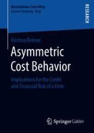Asymmetric Cost Behavior