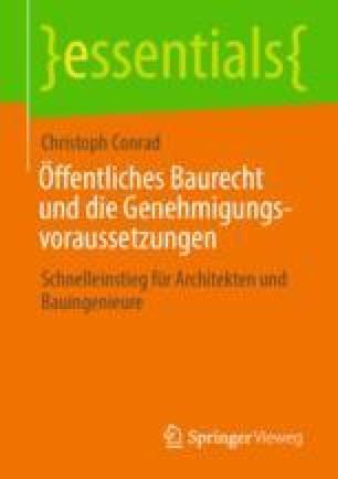 Bauordnungsrecht Springerlink