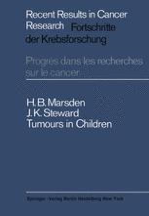 Tumours in Children