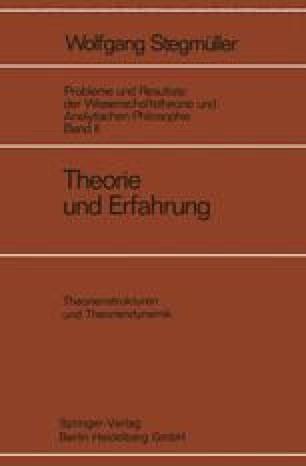 Theorie und Erfahrung