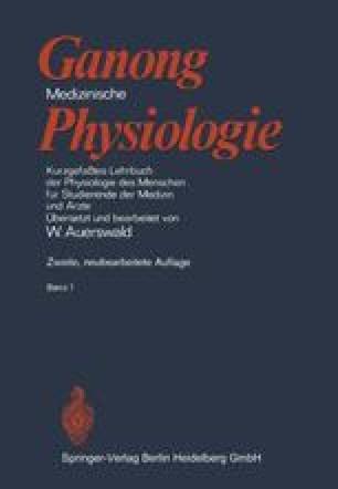 Medizinische Physiologie
