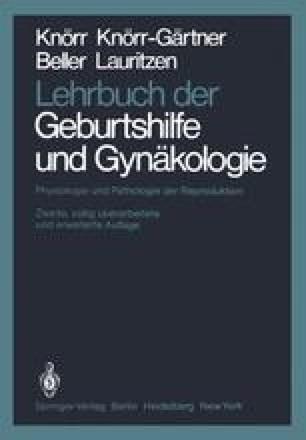 Lehrbuch der Geburtschilfe und Gynäkologie