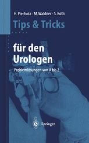 Tips und Tricks für den Urologen