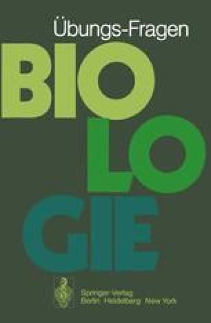 Übungs-Fragen Biologie