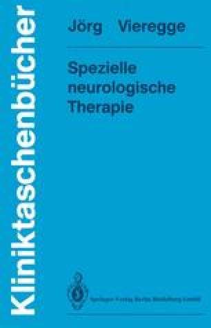 Spezielle neurologische Therapie