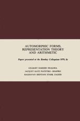 Automorphic Forms, Representation Theory and Arithmetic