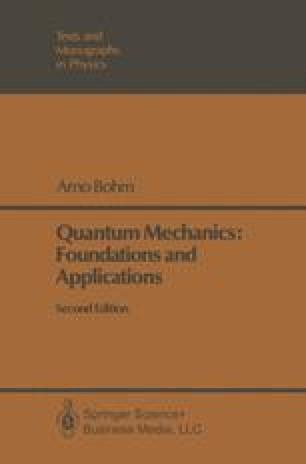 Quantum Mechanics: Foundations and Applications