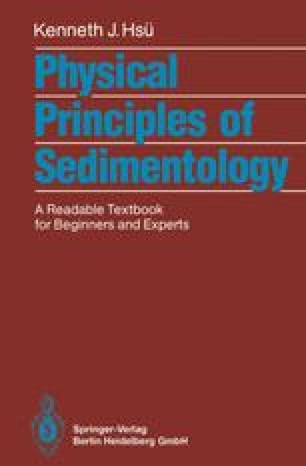 Physical Principles of Sedimentology