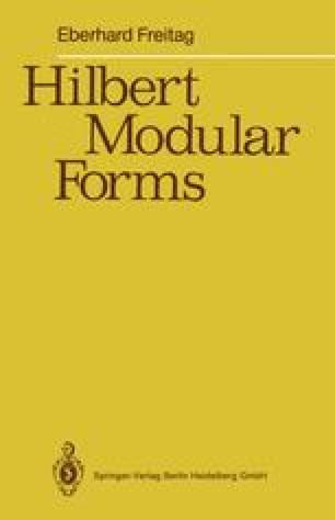 Hilbert Modular Forms