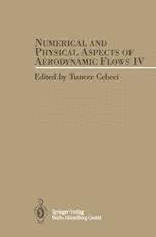 Numerical and Physical Aspects of Aerodynamic Flows IV