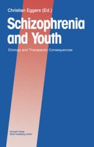 Schizophrenia and Youth