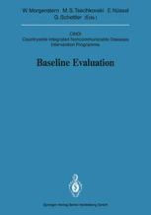 Baseline Evaluation