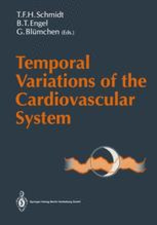 Temporal Variations of the Cardiovascular System