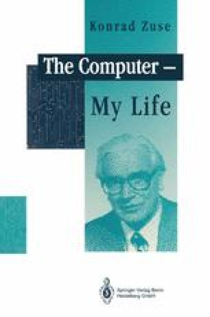 The Computer — My Life