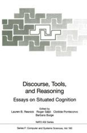Discourse, Tools and Reasoning