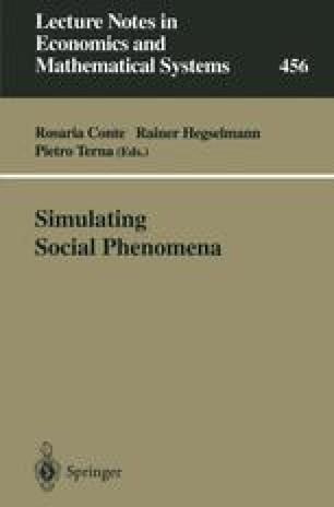 Simulating Social Phenomena
