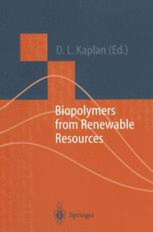 Biopolymers from Renewable Resources