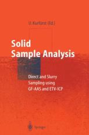 Solid Sample Analysis