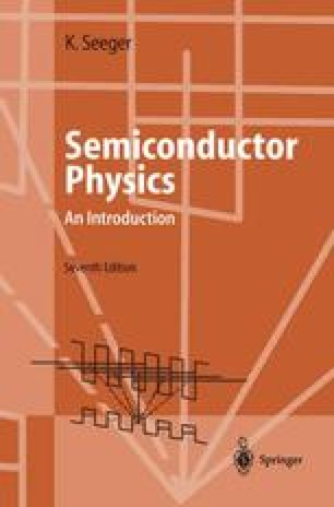 Semiconductor Physics