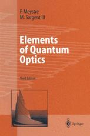 Elements of Quantum Optics