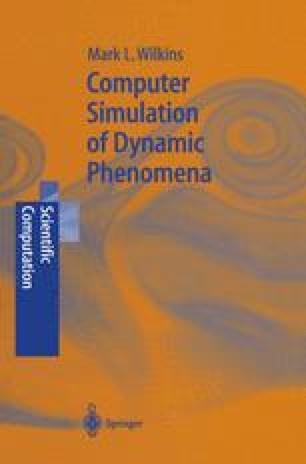 Computer Simulation of Dynamic Phenomena