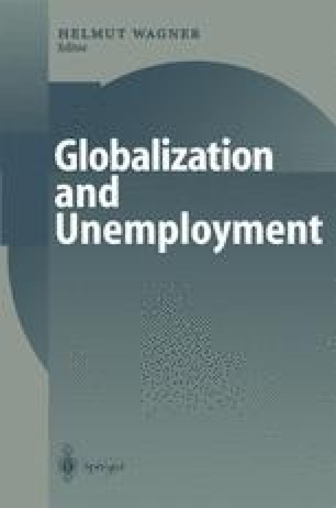 Globalization and Unemployment