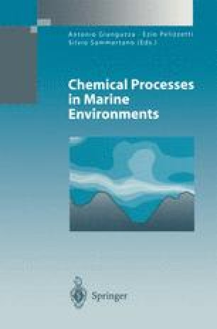 Chemical Processes in Marine Environments
