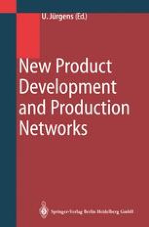 New Product Development and Production Networks