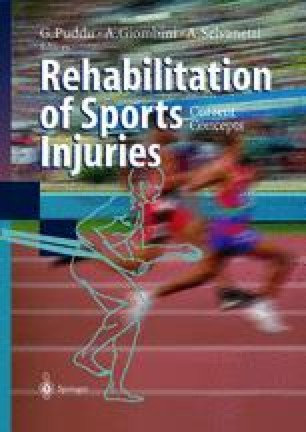 Rehabilitation of Sports Injuries
