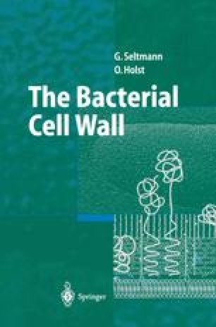 The Bacterial Cell Wall