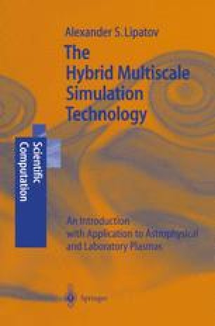 The Hybrid Multiscale Simulation Technology