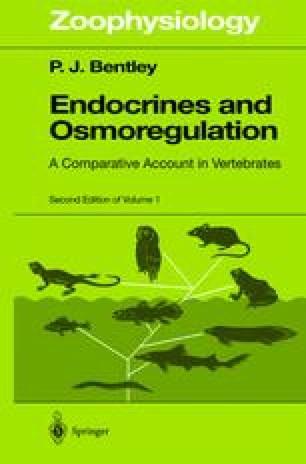 Endocrines and Osmoregulation