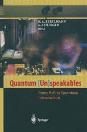 Quantum [Un]speakables