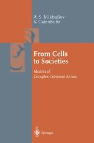 From Cells to Societies