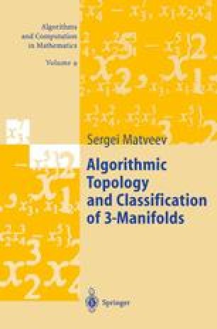 Algorithmic Topology and Classification of 3-Manifolds