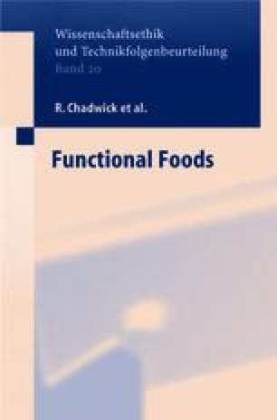 Functional Foods