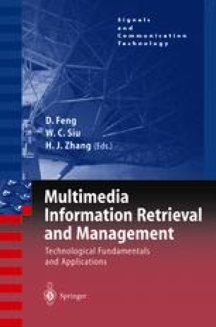 Multimedia Information Retrieval and Management