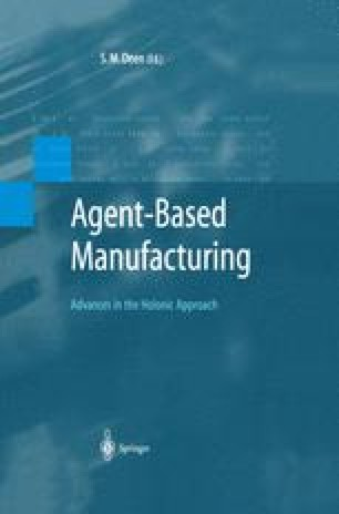Agent-Based Manufacturing