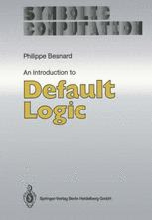 An Introduction to Default Logic