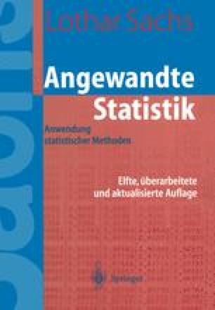 Angewandte Statistik