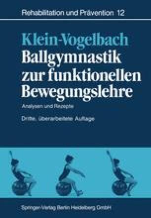 Ballgymnastik zur funktionellen Bewegungslehre