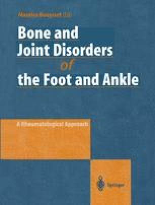 Bone and Joint Disorders of the Foot and Ankle