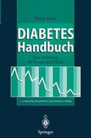 Diabetes-Handbuch