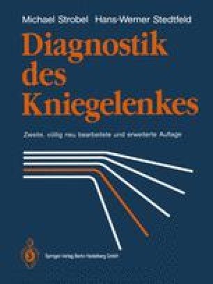 Diagnostik des Kniegelenkes