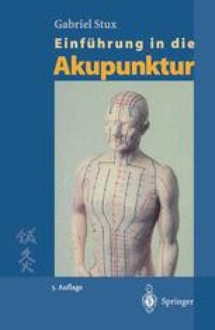 Einführung in die Akupunktur