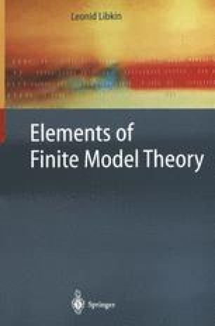 Elements of Finite Model Theory