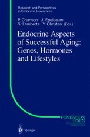 Endocrine Aspects of Successful Aging: Genes, Hormones and Lifestyles