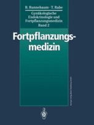 Gynäkologische Endokrinologie und Fortpflanzungsmedizin