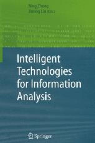 Intelligent Technologies for Information Analysis