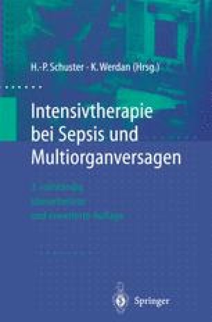 Intensivtherapie bei Sepsis und Multiorganversagen